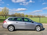 USED 2014 64 PEUGEOT 308 1.6 HDI SW ACTIVE 5d 92 BHP