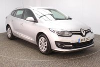 USED 2015 15 RENAULT MEGANE 1.5 EXPRESSION PLUS ENERGY DCI S/S 5DR 110 BHP 1 OWNER FREE ROAD TAX SERVICE HISTORY + FREE 12 MONTHS ROAD TAX + BLUETOOTH + CRUISE CONTROL + MULTI FUNCTION WHEEL + AIR CONDITIONING + RADIO/CD/AUX/USB + ELECTRIC WINDOWS + ALLOY WHEELS