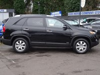 USED 2012 62 KIA SORENTO 2.2 CRDi KX-2 5dr Auto *HtdLther,Media,Cruise*