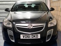 USED 2011 61 VAUXHALL INSIGNIA 2.8 i VXR Nav Hatchback 5dr Petrol Manual 4x4 (249 g/km, 321 bhp) +FULL SERVICE+WARRANTY+FINANCE