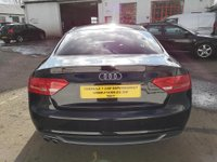 USED 2011 S AUDI A5 2.0 TDI Black Edition 2dr BLUETOOTH+LEATHER+CLIMATE