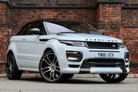 USED 2016 16 LAND ROVER RANGE ROVER EVOQUE 2.0 TD4 HSE Dynamic 4WD (s/s) 2dr **NOW SOLD**