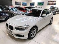 USED 2016 16 BMW 1 SERIES 1.5 118I SE 3d 134 BHP NAV
