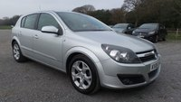 USED 2006 06 VAUXHALL ASTRA 1.6 SXI 16V TWINPORT 5d 100 BHP ALLOY-WHEELS, CD-PLAYER, AIR-CONDITIONING, SAT-NAV, REMOTE LOCKING, ELECTRIC WINDOWS, METALLIC PAINT, ELECTRIC MIRRORS,