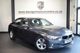 USED 2012 12 BMW 3 SERIES 2.0 320D EFFICIENTDYNAMICS 4DR 161 BHP FULL BMW SERVICE HISTORY *NO ADMIN FEES* FINISHED IN STUNNING MINERAL METALLIC GREY WITH ANTHRACITE UPHOLSTERY + FULL BMW SERVICE HISTORY + PRO SATELLITE NAVIGATION + CRUISE CONTROL + LIGHT PACKAGE + PARKING SENSORS + DAB RADIO + 18 INCH ALLOY WHEELS