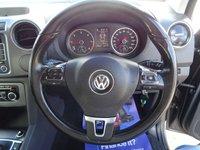 USED 2015 15 VOLKSWAGEN AMAROK 2.0 DC TDI HIGHLINE 4MOTION 1d AUTO 180 BHP VW AMAROK HIGHLINE 2.0 4 MOTION AUTO SPORTS BACK