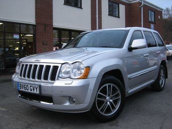 2010 JEEP GRAND CHEROKEE 3.0 S LIMITED CRD V6 5d AUTO 215 BHP £7995.00
