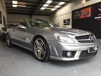 2010 MERCEDES-BENZ SL 6.2 SL63 AMG 2d AUTO 525 BHP £32000.00