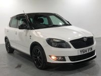 USED 2014 14 SKODA FABIA 1.6 MONTE CARLO TDI CR 5d 105 BHP EXCELLENT FULL UPTO DATE S/HISTORY