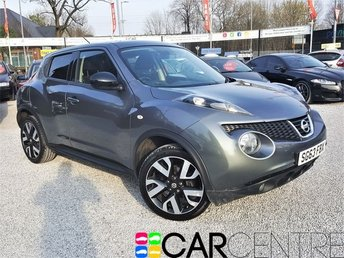 View our 2013 63 NISSAN JUKE 1.6 N-TEC 5d 115 BHP