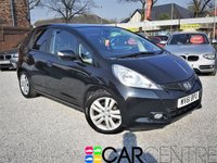 USED 2011 61 HONDA JAZZ 1.3 I-VTEC EX 5d AUTO 98 BHP 1 OWNER + FSH + GLASS ROOF