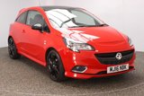 USED 2016 16 VAUXHALL CORSA 1.4 LIMITED EDITION 3DR 89 BHP 1 OWNER £30 ROAD TAX £30 12 MONTHS ROAD TAX + BLUETOOTH + CRUISE CONTROL + MULTI FUNCTION WHEEL + DAB RADIO + AIR CONDITIONING + ELECTRIC WINDOWS + ELECTRIC MIRRORS + 17 INCH ALLOY WHEELS