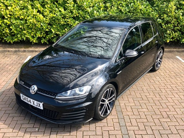 2014 64 VOLKSWAGEN GOLF GTD // BlueMotion Tech // MK7 // 2.0 TDI // 5d // 181BHP // px // swap