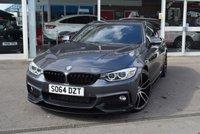 2015 BMW 4 SERIES 2.0 428I M SPORT 2d AUTO 242 BHP £19950.00