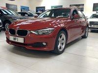 USED 2012 62 BMW 3 SERIES 2.0 320D SE 4d 184 BHP