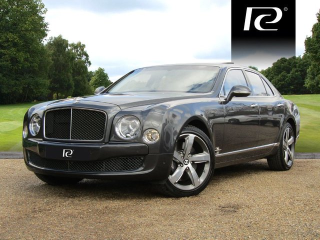 View our BENTLEY MULSANNE