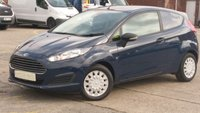 2014 FORD FIESTA VAN ECONETIC TECH TDCI 1 OWNER  F/S/H LOW MILES FREE 12 MONTHS WARRANTY COVER  £4490.00