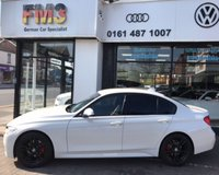 USED 2012 62 BMW 3 SERIES 2.0 320D M SPORT 4d 181 BHP