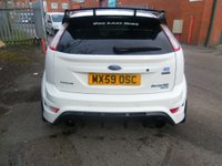 USED 2010 59 FORD FOCUS 2.5 RS 3d 300 BHP
