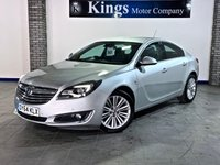 2014 VAUXHALL INSIGNIA 1.4 SE S/S 5dr  £SOLD
