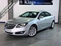 """USED 2014 64 VAUXHALL INSIGNIA 1.4 SE S/S 5dr  24,005 Miles Only !! Leather, FSH , SAVE £££££""""S ON New Price !!!"""