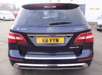 USED 2013 MERCEDES-BENZ M CLASS 3.0 ML350 BLUETEC AMG SPORT AUTO 258 BHP - FULL HIST Stunning Vehicle, Full Service History, Over £8000 Optional Extras