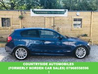 USED 2011 11 BMW 1 SERIES 2.0 118I M SPORT 3d 141 BHP Lovely example with low miles, looks and drives superb just had full service with new brakes and new front tyres, M sport model with upgraded alloys, sadly has had a previous repair and is recorded on vcar register, though you wouldn't know to look at it. priced to sell and still comes with 12 months parts and labour warranty, air con, bluetooth voice control. first to see will buy !
