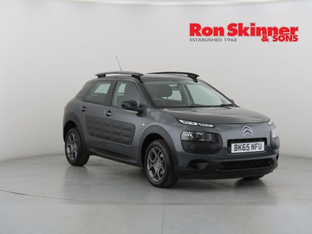 View our 2015 65 CITROEN C4 CACTUS 1.6 BLUEHDI FEEL 5d 98 BHP