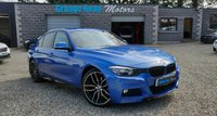 USED 2013 62 BMW 3 SERIES 2.0 320D M SPORT 4d AUTO 181 BHP *ALLOYS INCLUDED*