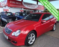 USED 2008 57 MERCEDES-BENZ C CLASS 2.1 C220 CDI SE SPORTS AUTOMATIC 148 BHP