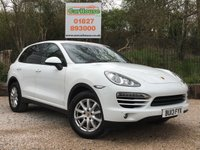 USED 2013 13 PORSCHE CAYENNE 3.0 D V6 TIPTRONIC 5dr AUTO Huge Spec, £7200 in Extras