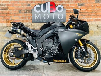 2009 YAMAHA R1 YZF Big Bang £8490.00
