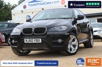USED 2010 60 BMW X6 3.0 XDRIVE30D 4d AUTO 241 BHP