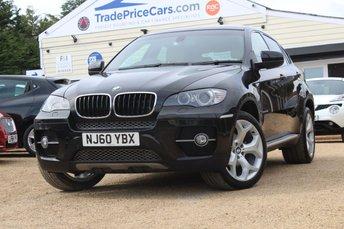 2010 BMW X6 3.0 XDRIVE30D 4d AUTO 241 BHP £15995.00