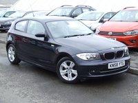 USED 2008 58 BMW 1 SERIES 1.6 116i SE 3d 121 BHP