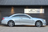 USED 2007 MERCEDES-BENZ CL 6.2 CL63 AMG 2d 518 BHP TOP EXAMPLE - £20K+ EXTRAS