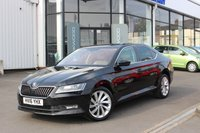 2016 SKODA SUPERB 2.0 SE L EXECUTIVE TDI DSG 5d AUTO 148 BHP £14500.00