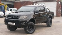 2010 TOYOTA HI-LUX 2.5 HL3 4X4 D-4D DCB 1d 142 BHP NO VAT TO ADD //  2 OWNER FREE 12 MONTHS WARRANTY COVER  £8490.00