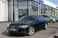 USED 2016 66 AUDI A4 1.4 TFSI Sport (s/s) 4dr