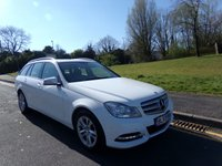2014 MERCEDES-BENZ C CLASS 2.1 C220 CDI EXECUTIVE SE 5d AUTO 168 BHP £10295.00