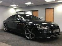 USED 2013 13 AUDI A7 3.0 TDI QUATTRO BLACK EDITION 5d AUTO 242 BHP