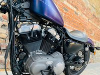 USED 2010 10 HARLEY-DAVIDSON SPORTSTER XL 1200 NIGHTSTER  Stage 1 Vance and Hines