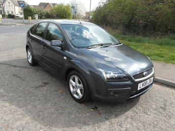 2008 FORD FOCUS 1.6 Auto Zetec Climate Petrol Automatic 5 door £3995.00