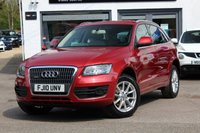 USED 2010 10 AUDI Q5 2.0 TFSI QUATTRO SE 5d 208 BHP FULL LEATHER * SAT-NAV * ELECTRIC TAILGATE * BLUETOOTH * CRUISE * FRONT & REAR PARK AID *