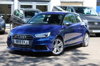 USED 2015 15 AUDI S1 2.0 TFSI 231ps Quattro 3dr  FULL LEATHER * BOSE * HEATED SEATS * DAB * FRONT & REAR PARK AID * CRUISE CONTROL *
