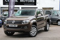 2014 VOLKSWAGEN AMAROK 2.0 TDI 180PS  HIGHLINE 4MOTION SELECTABLE 4WD 4x4 £13990.00