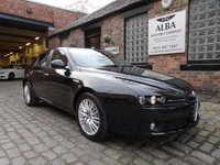 USED 2011 61 ALFA ROMEO 159 2.0 JTDM 16V LUSSO 4d 170 BHP (1 Owner / Only 58000 Miles)
