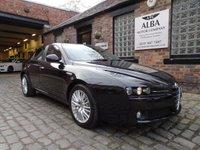 2011 ALFA ROMEO 159 2.0 JTDM 16V LUSSO 4d 170 BHP £7777.00