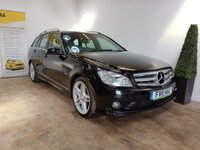 USED 2011 11 MERCEDES-BENZ C CLASS 2.1 C250 CDI BLUEEFFICIENCY SPORT 5d AUTO 204 BHP