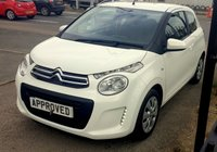 USED 2016 16 CITROEN C1 1.0 FEEL 3d 68 BHP 0% Deposit Plans Available even if you Have Poor/Bad Credit or Low Credit Score, APPLY NOW!